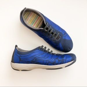 Dansko Hanna Running shoes blue